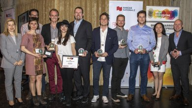 Centre d'entrepreneuriat ESG UQAM : dévoilement des lauréats du concours « Mon Entreprise »