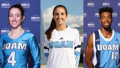 5 étudiants-athlètes de l'ESG honorés