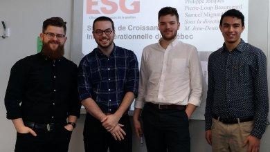 L'ESG remporte le premier Défi Politique Budgétaire CIRANO