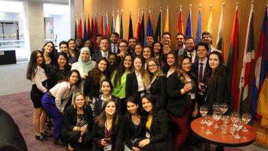 Les étudiants de l'ESG remportent les plus hautes distinctions à la simulation de l'OACI