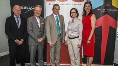 Conférence PDG ESG: Martin Soucy