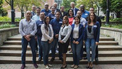 Des étudiants du MBA pour cadres en République dominicaine visitent l'ESG UQAM