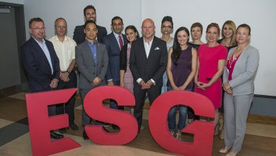L'ESG accueille ses nouveaux professeurs