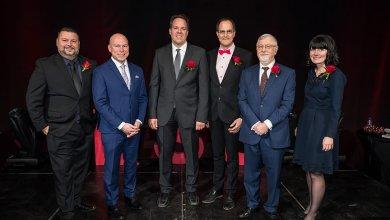 Cinq personnalités d'exception célébrées au 27e Gala Prix Performance ESG UQAM