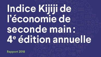 4e édition de l'Indice Kijiji de l'économie de seconde main réalisé par l'Observatoire de la consommation responsable