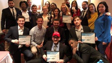 Simulation de l'OMC : la délégation de l'ESG remporte 7 prix!
