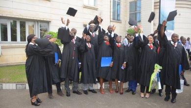 MBA pour cadres à l'international : 2e collation des grades au Cameroun