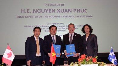 Signature d'une entente avec une université vietnamienne dans le cadre du G7