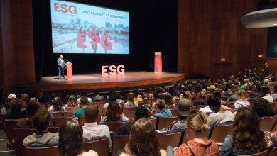 Bienvenue à l'ESG !